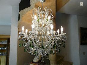 lustrerie artisanale