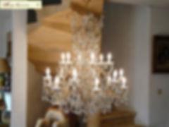 lustre de chateau