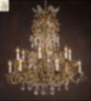 grand lustre salon