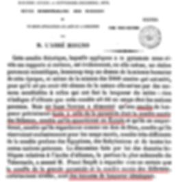 coudée hébreux abbé Moigno