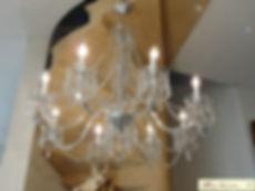 lustre murano venise