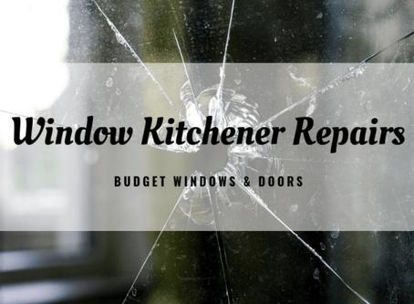 Window Kitchener Repairs