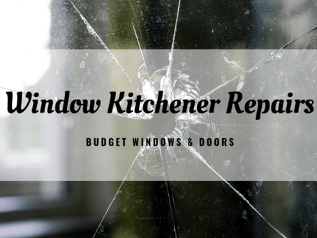 Window Kitchener Repairs