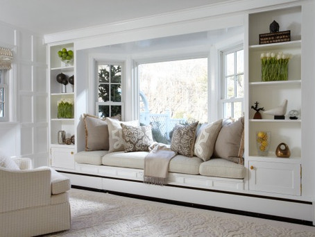 13 of the Coziest Bay Window Designs For Your Home