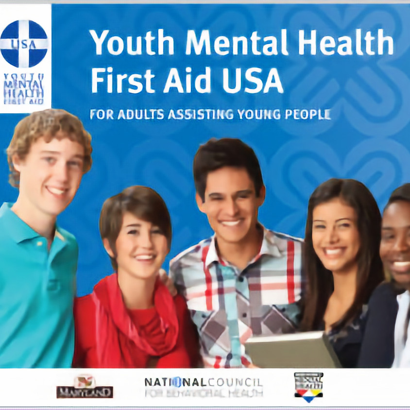 Youth Mental Health First Aid Training Session