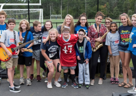 TRI-TOWN ROCK BAND:  Building Bonds and Breaking Barriers Through Music