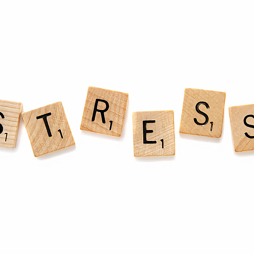 Save the Date!    Stress, Resilience and Self-Care