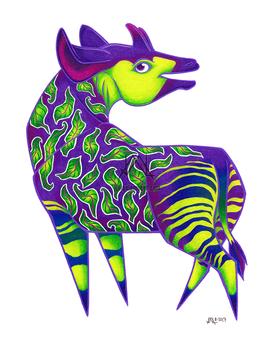 Oaxacan Okapi