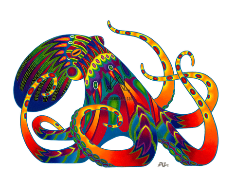 Oaxacan Octopus