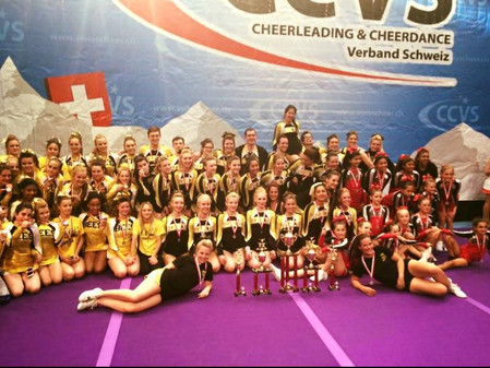 Swiss Cheerleading & Cheerdance Championship 2016