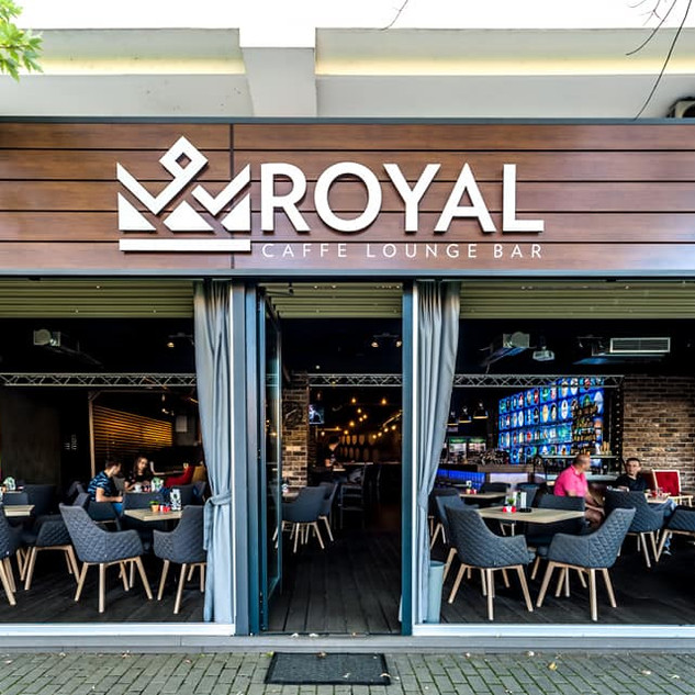 Royal caffe lounge bar