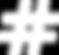Hashmap Logo White