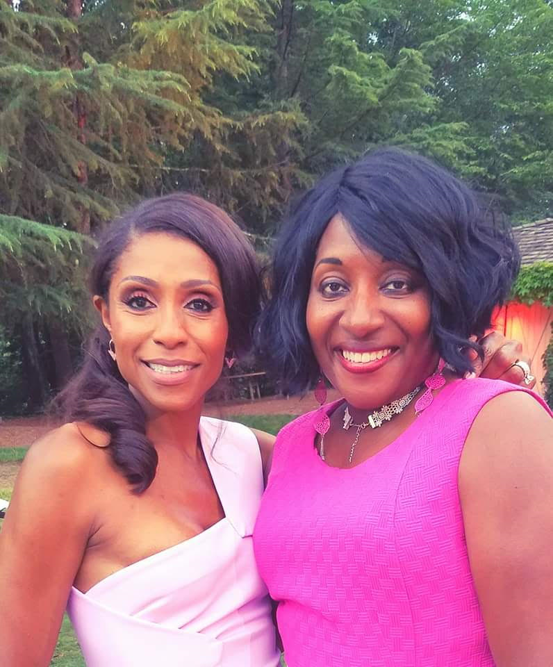Married to medicine's Dr Jackie and I