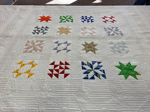 Ladies Friendly Quilt Raffle
