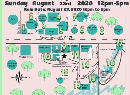 3rd Annual Plein Air Art Event!