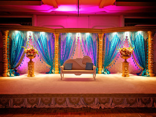 Colorful South Asian Wedding