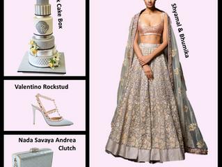 2016 Pantone Wedding - Rose Quartz & Serenity
