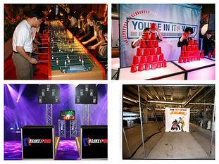 Event Games; Bar Mitvah Games; Event entertainment; Acrobatic acts; Arcade games; Magicians; Illusionists; Event fun