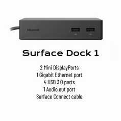 Surface Dock Version 1