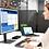 Thumbnail: Dell Multi-Device Wireless Keyboard & Mouse Combo KM7120W