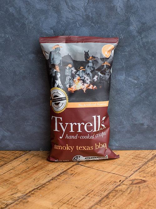 Tyrrell's Smokey Texas BBQ
