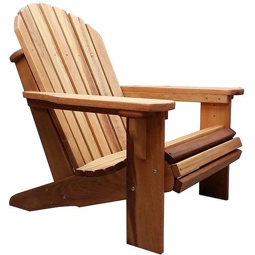 BIG BOY Cedar Wood Adirondack Chair