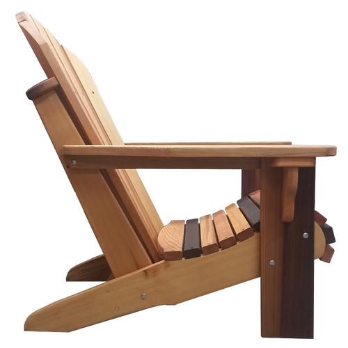 Merveilleux BIG BOY Cedar Wood Adirondack Chair