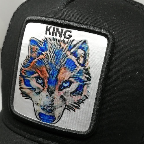 Casquette loup johnny Hallyday
