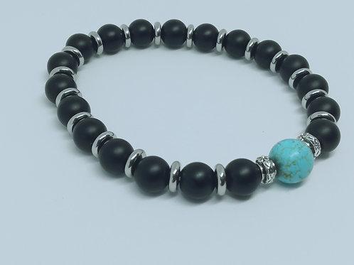 Bracelet Turquoise Pearl JH