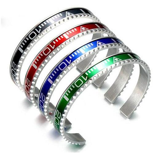 Bracelet 4 couleurs au choix