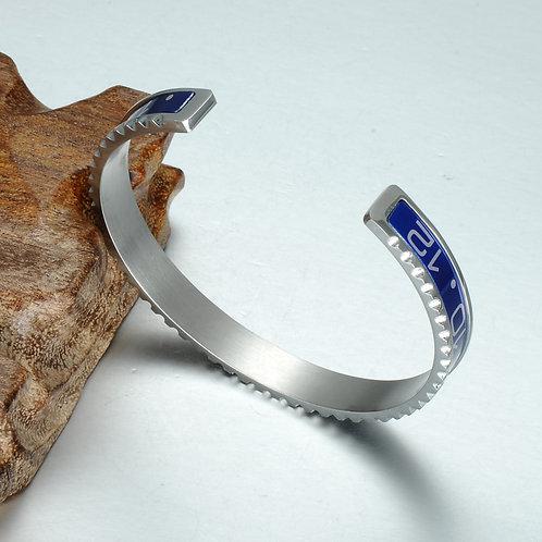Bracelet NOIR / BLEU