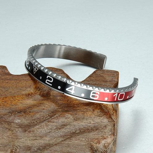 Bracelet NOIR / ROUGE