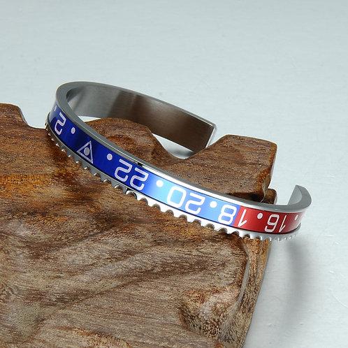 Bracelet BLEU / ROUGE