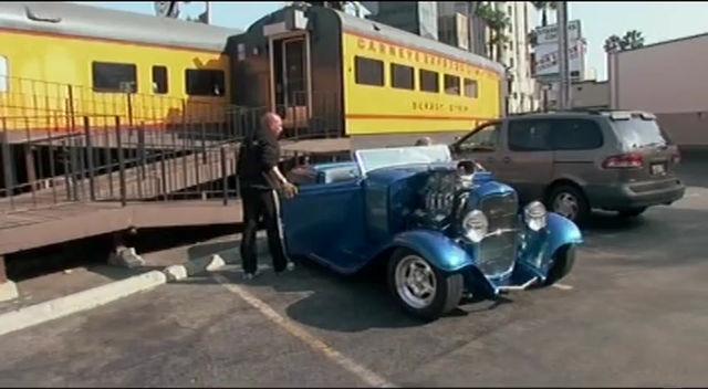 Johnny Hallyday dans le meilleur Burger de L.A