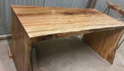 Camphor study desk - custom made