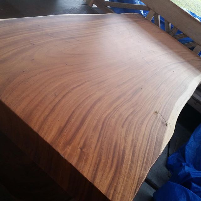 Timber slab table #timberslabs #dinning #hardwood #wood #slabs #timber