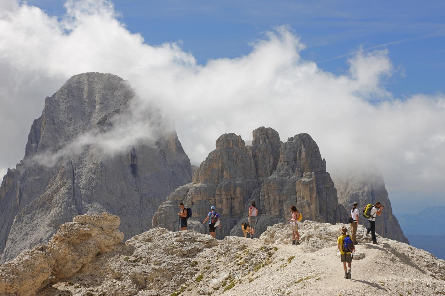 Le bellezze delle nostre montagne