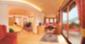 Hotel Catinaccio Rosengarten - Stanza Superior