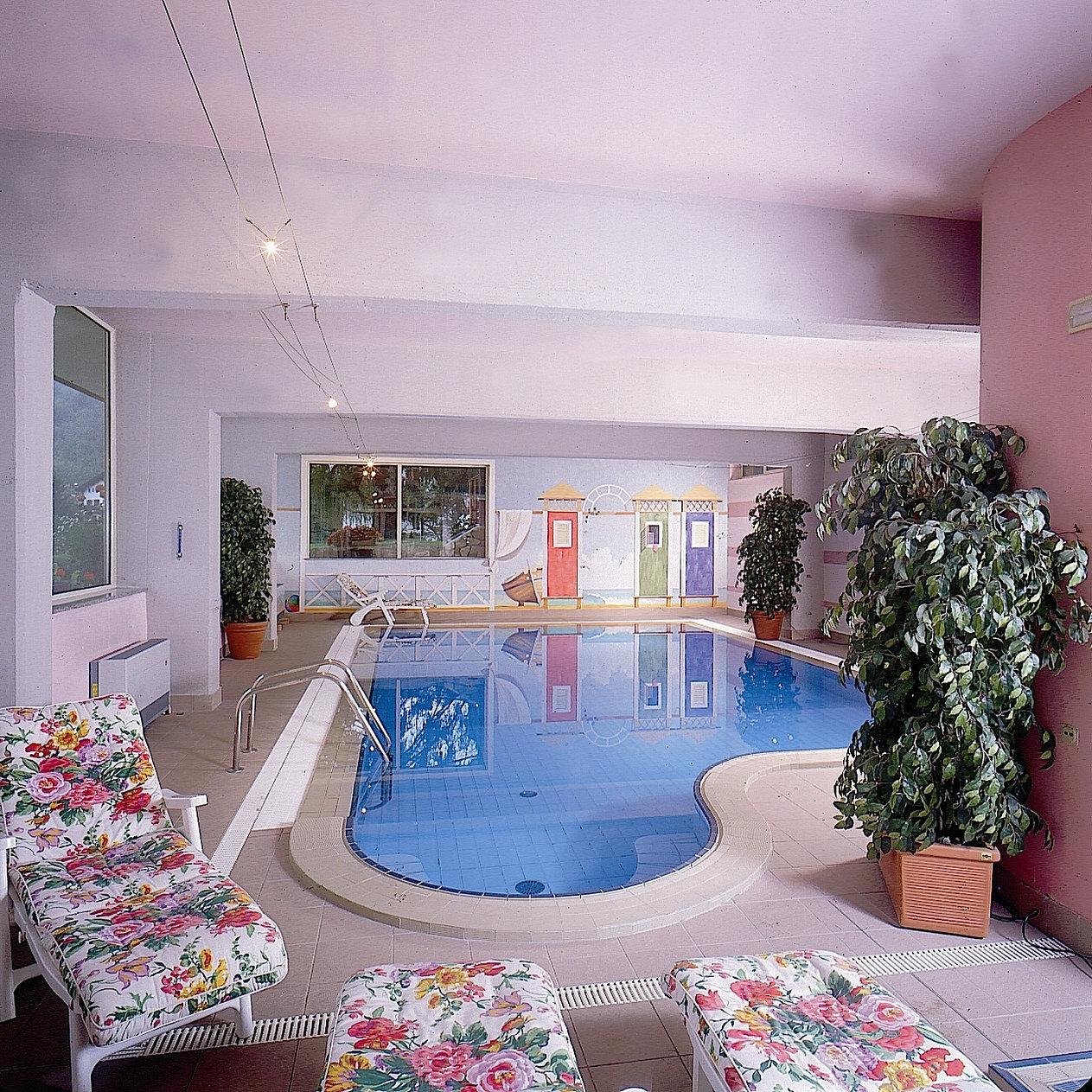 Hotel catinaccio rosengarten moena dolomiti massaggi e - Hotel moena piscina ...