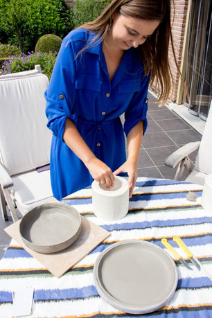 dame volgt keramiek workshop