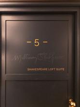 Room 5 . Shakespeare