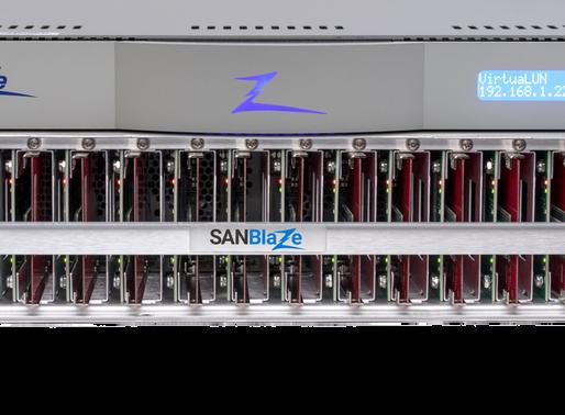 SANBlaze Announces New NVMe Dual-Port Drive Testing Platform