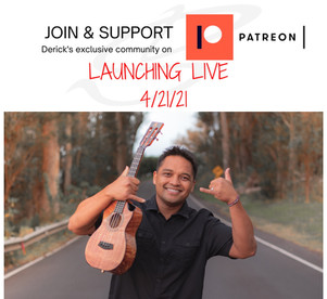 Another leap of Faith...I'm launching my very own online community on PATREON - 4/21/21!