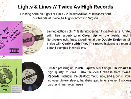 Lights & Lines // Twice As High Records