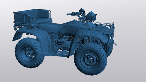 Scan 3D VTT Honda