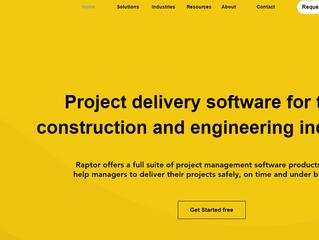 RaptorPM launches new website