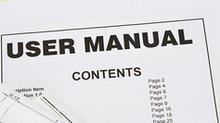 O&M Manual Contents