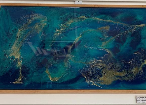KIMBERLY DAISLEY - ARTIST  (TRAY)
