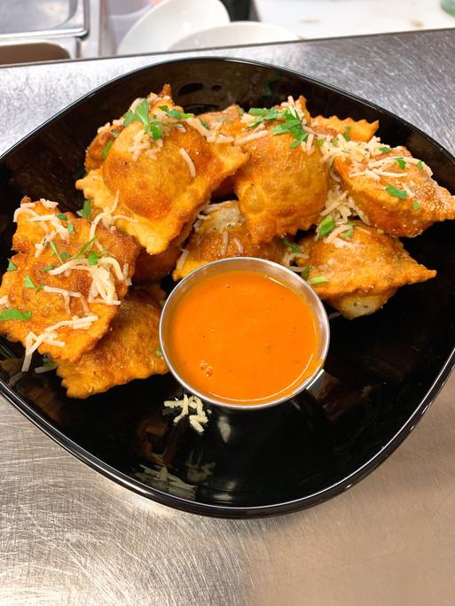 Fried Ravioli anyone??