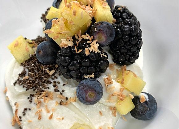 Greek Yogurt & Berries